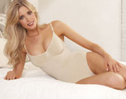 Set 2 Body Modellanti Beige - Figur Body