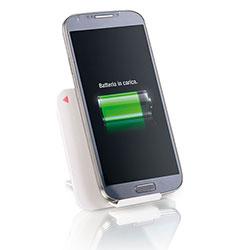 Caricabatterie ad induzione + patch per smartphone