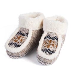 Pantofole con pelliccetta