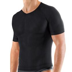 T-shirt correttrice micromassaggiante