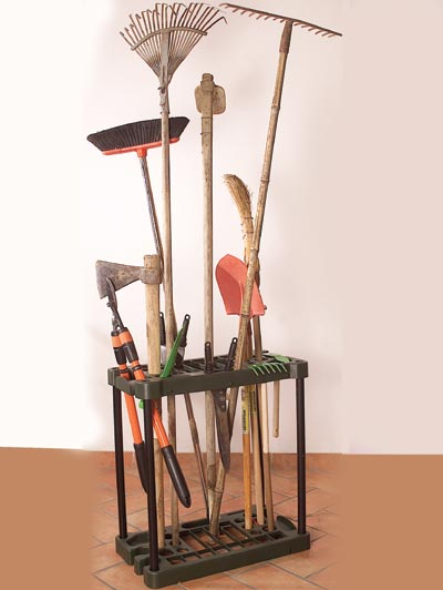 Porta attrezzi da giardino attrezzi dmail - Attrezzi da giardino professionali ...