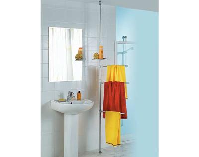 Barra telescopica per asciugamani bagno dmail - Caos accessori bagno ...