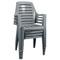 Telo di copertura per sedie accatastabili