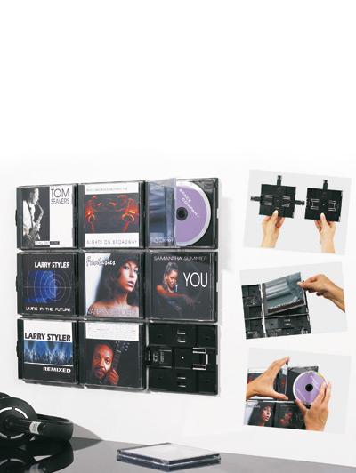 Porta cd da muro idee introvabili dmail - Porta cd da muro ...