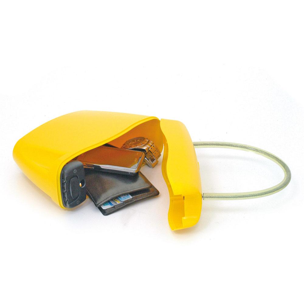 Borsa cassaforte per la spiaggia accessori dmail - Porta ombrellone ...