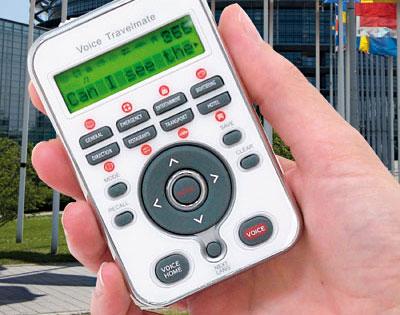expert audio traduttore portatile vocale