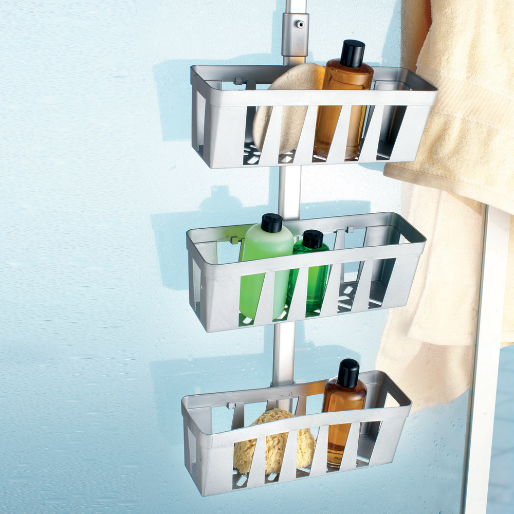 Portatutto da doccia bagno dmail - Porta saponi doccia ...