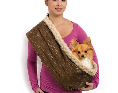 Skippy marsupio per trasporto di cani di piccola taglia for Marsupio per cani di piccola taglia