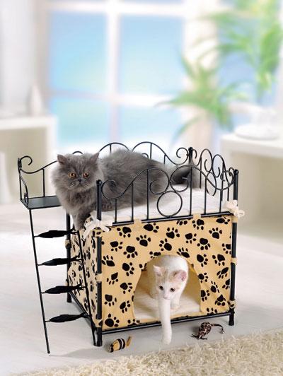 Letto a castello per gatti - Cucce, Casette E Tappeti - Dmail
