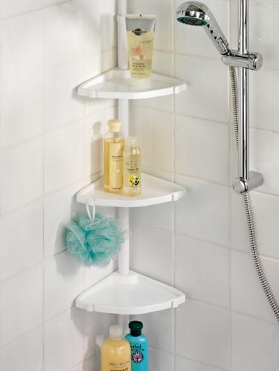 Angoliera estensibile da doccia bagno dmail - Angoliera bagno ...