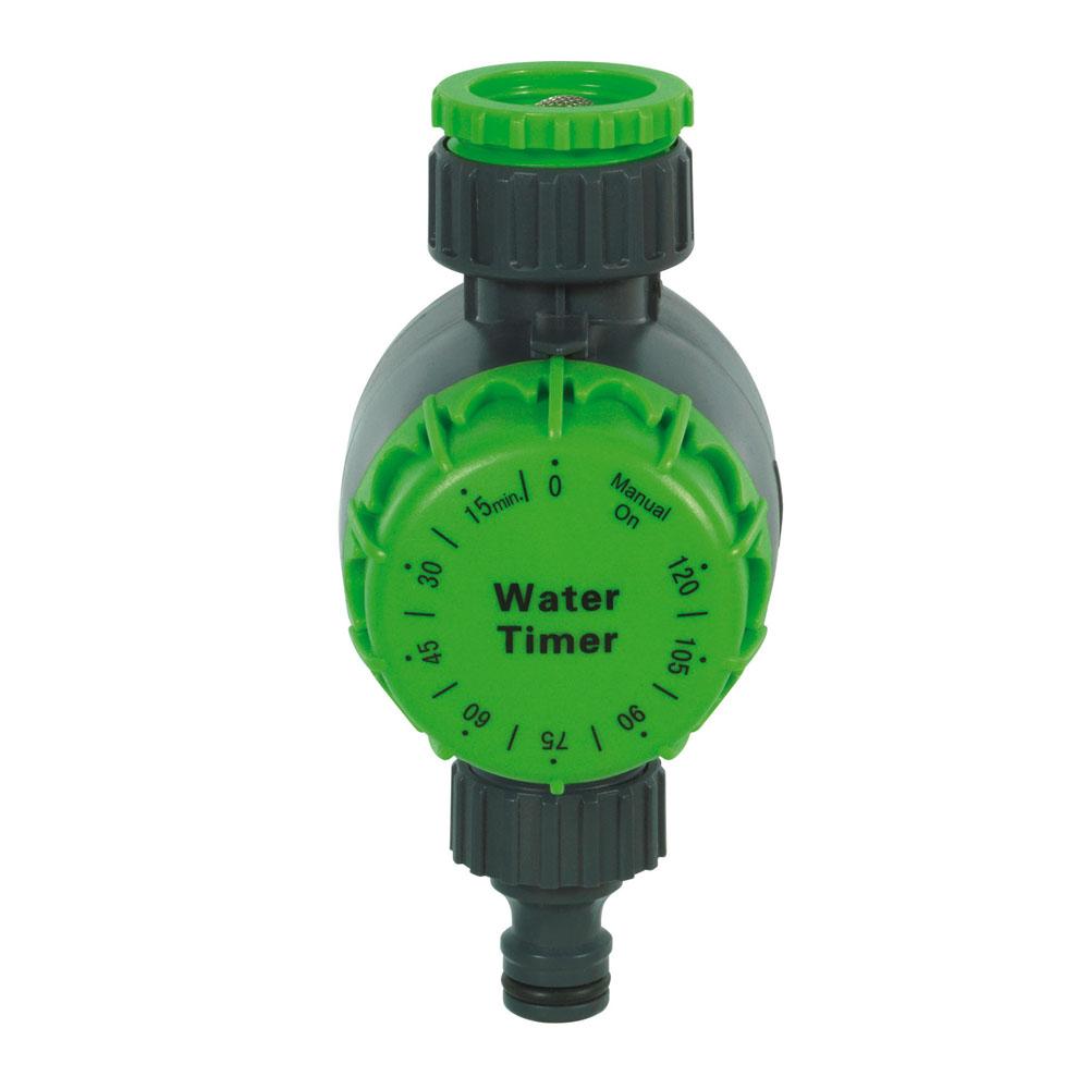 Timer di irrigazione con presa rubinetto fino al 70 dmail for Timer per innaffiare
