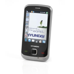 Cellulare MBD-533O Hyundai Technologies: touchscreen - dual SIM