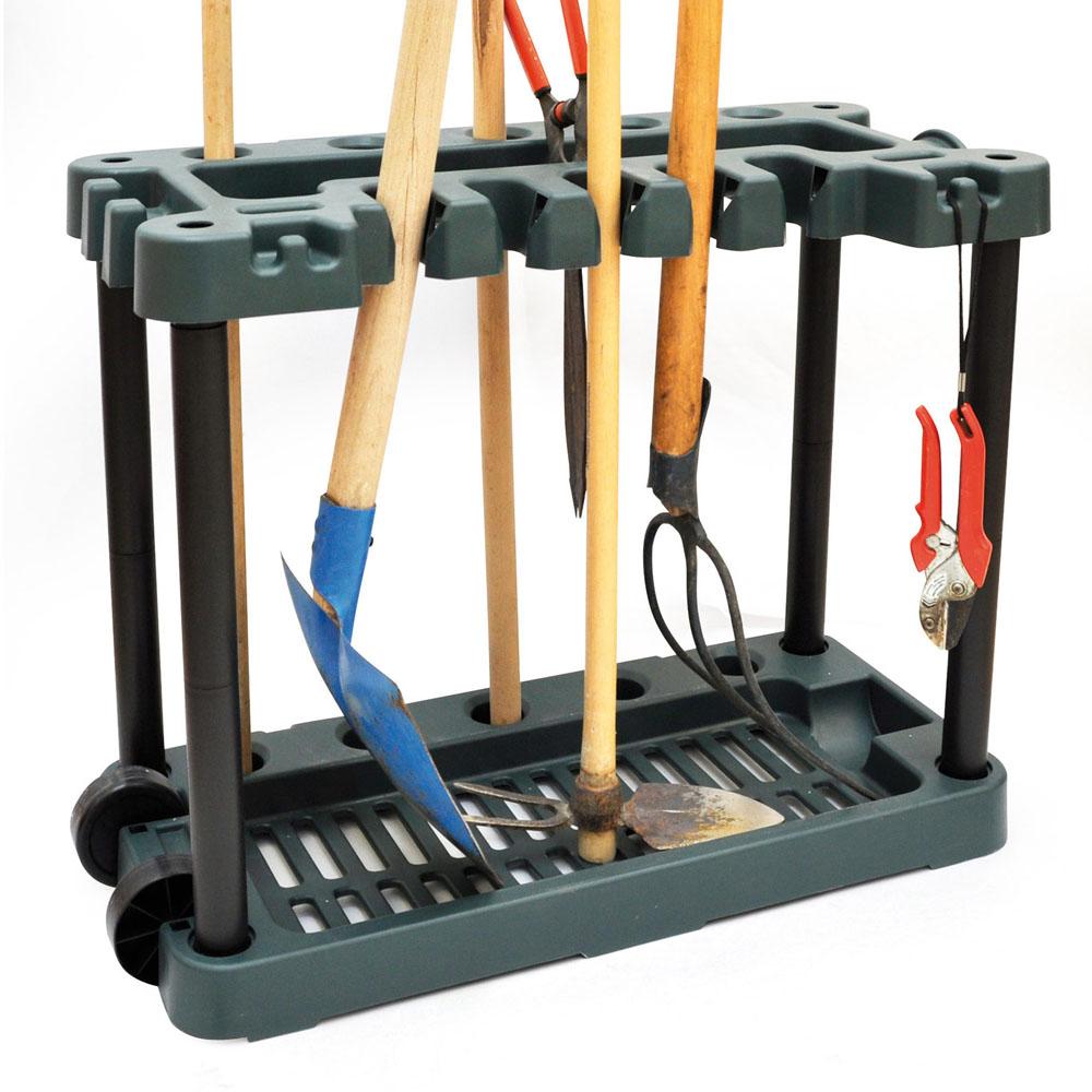 Porta utensili con ruote attrezzi dmail - Porta attrezzi da giardino ...