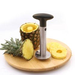 Affetta ananas in acciaio