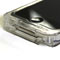 Custodia trasparente per iPhone 4/4S con treppiede