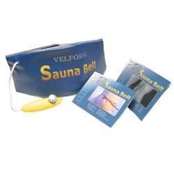 cintura vibro sauna