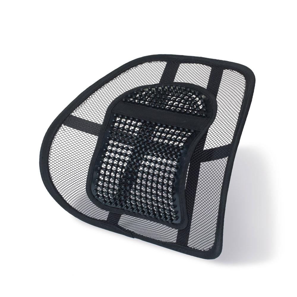 Schienale ergonomico per sedie e sedile auto - Auto - Dmail