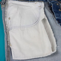 Aggiusta tasche pantaloni - set 2 pezzi