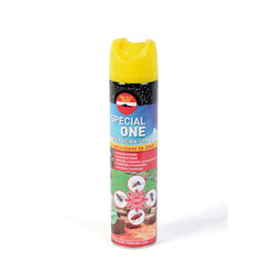 Speciale One: spray insetticida profumato