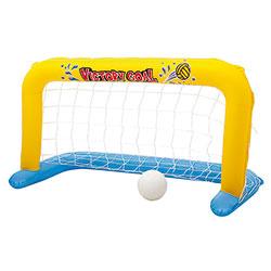 Porta galleggiante con palla