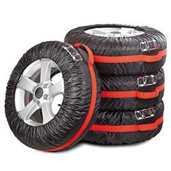 Set 4 borse per pneumatici