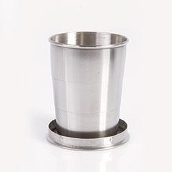 Bicchiere Inox tascabile