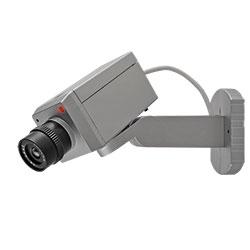 2 telecamere finte con sensore PIR