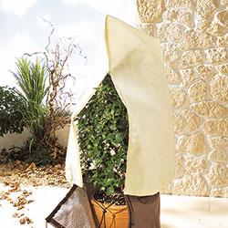 Set protezione dal freddo per piante in vaso