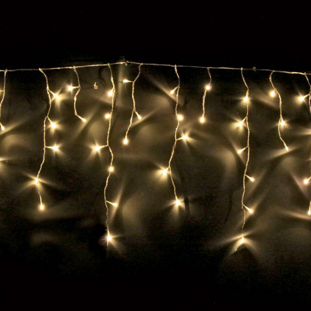 Cascata di luci - Decorazione Giardino - Dmail