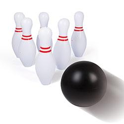 Set maxi bowling gonfiabile