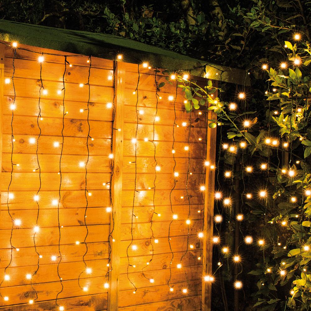 Illuminazione balcone natale: luminarie raggiotto impianti. tempo ...