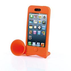 Custodia per iPhone5 e 5s con amplificatore