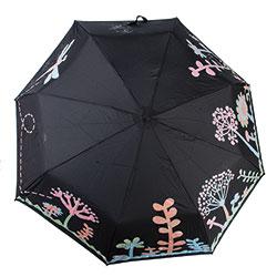 Ombrello cambia colore con la pioggia