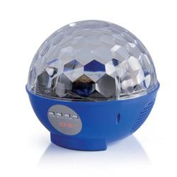 Amplificatore con luci disco