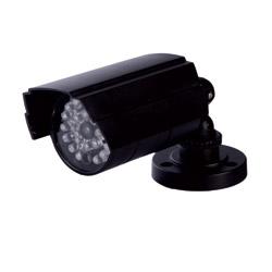 Finta telecamera con sensore crepuscolare