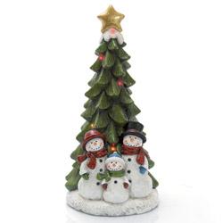 Maxi albero di Natale in ceramica