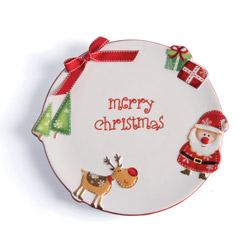Vassoio Merry Christmas