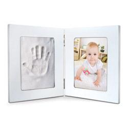 Porta foto con impronta Baby