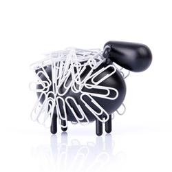 Pecora magnetica con clip