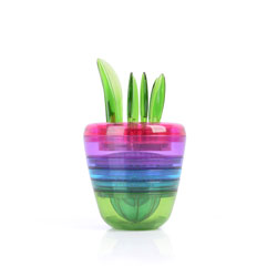 Set 10 accessori per frutta Fruits Plant