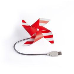 Ventilatore USB con eliche