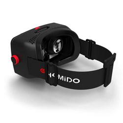 HOMIDO, il visore per la realtà virtuale