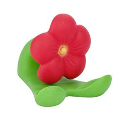 Stand a forma di fiore per tablet