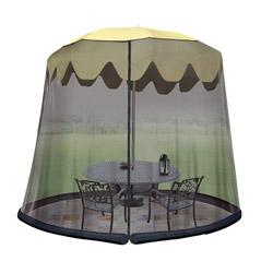 Zanzariera per ombrellone