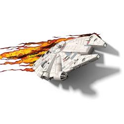 Lampada da parete Star Wars Millennium Falcon