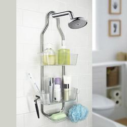 Organizzatore a 3 ripiani per doccia