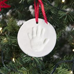 Kit per decorazione natalizia Babyimpronta