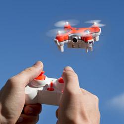 Mini drone con camera 0.3 MPX