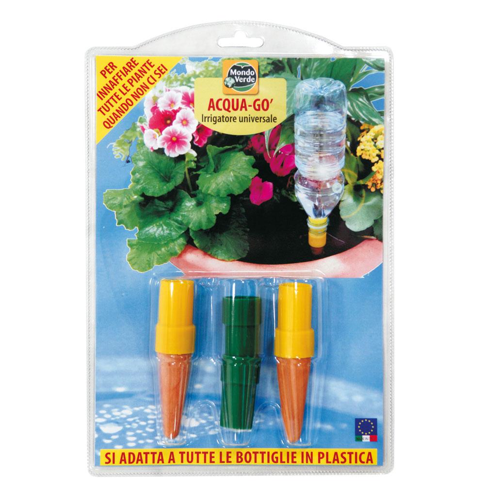 Bagnare Piante Con Bottiglie problema irrigazione durante le ferie