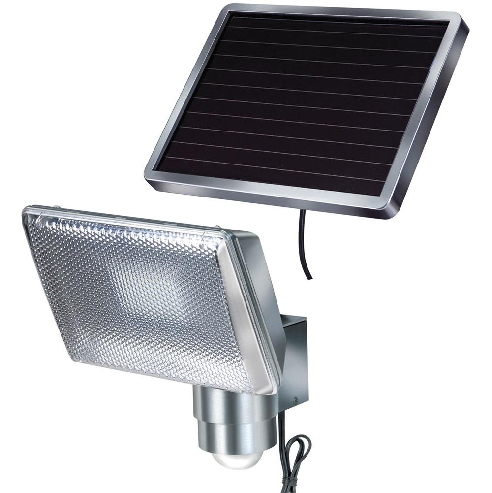 Faretto solare per esterno 8 Led - Energia Solare - Dmail